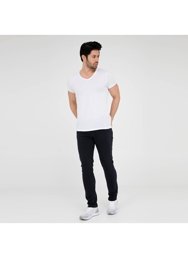 Five Pocket Jean Pantolon Antrasit